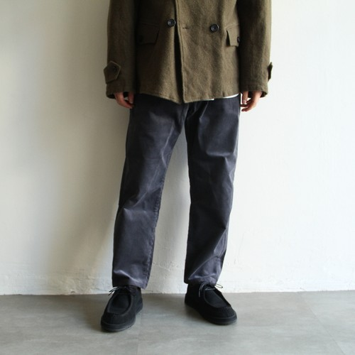 LAMOND  【 mens 】corduroy 5pocket pants