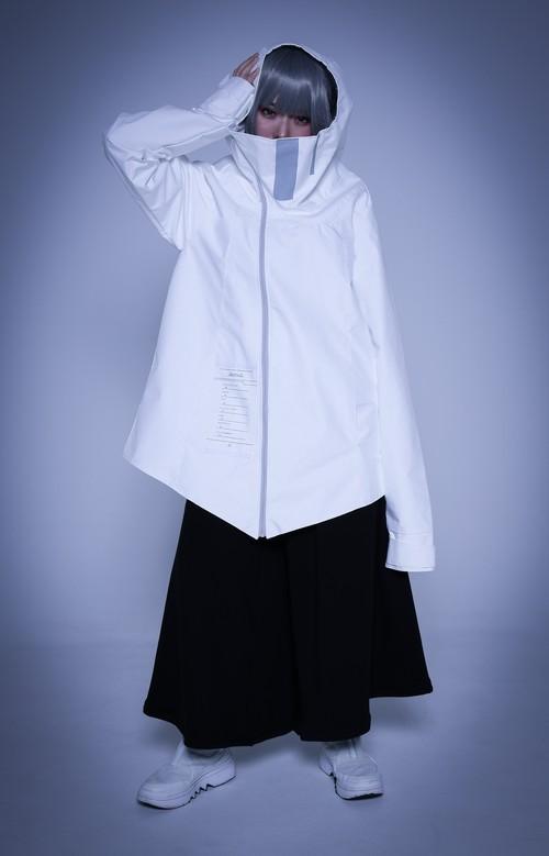 【受注終了】   α 『Restriction Jacket』(white) 期間7/29~8/5