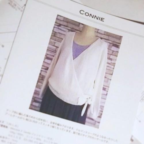 Connie / コニー 印刷パターン