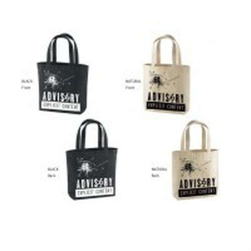 PARENTAL ADVISORY TOAT BAG
