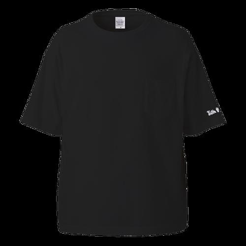 LOGO BIG Tシャツ[BLACK]