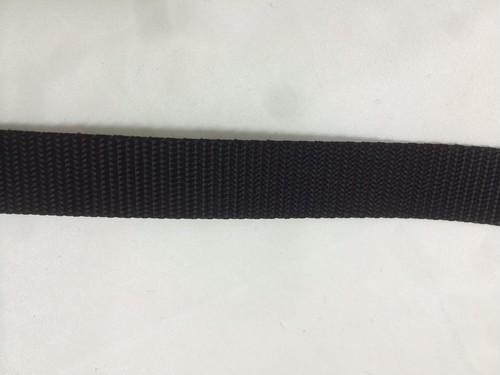 ナイロン 8本トジ 8織10mm幅 黒 1巻 (50m)