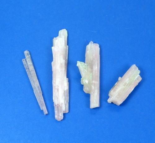 4セット!トルマリン ピンク グリーン 7,7g  T154  鉱物 天然石 原石 パワーストーン