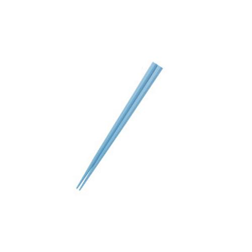 五角形15cmPBT箸  ブルー【OGH-5-BL】