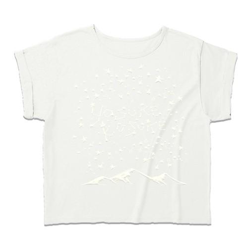 ドルマンTシャツ(ホワイト)