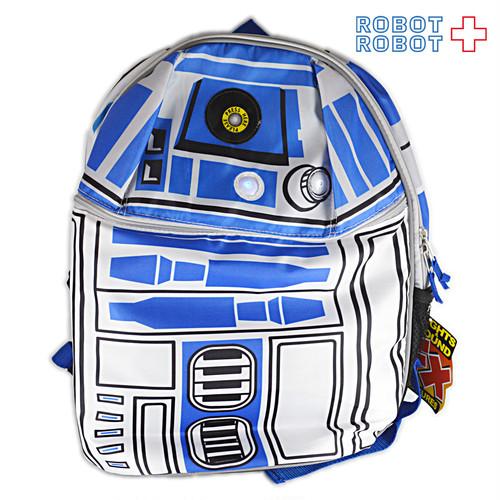 R2-D2 光って喋るリュックサック