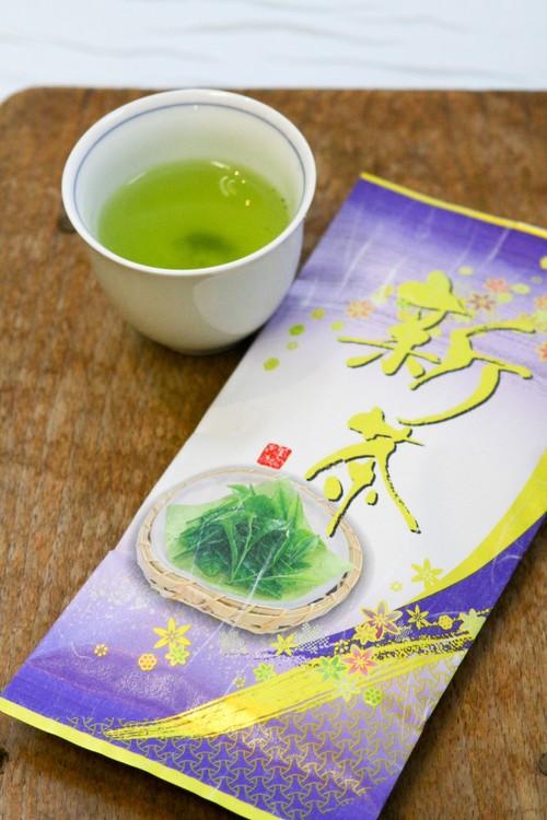 鹿児島県産最上級新茶 「超」