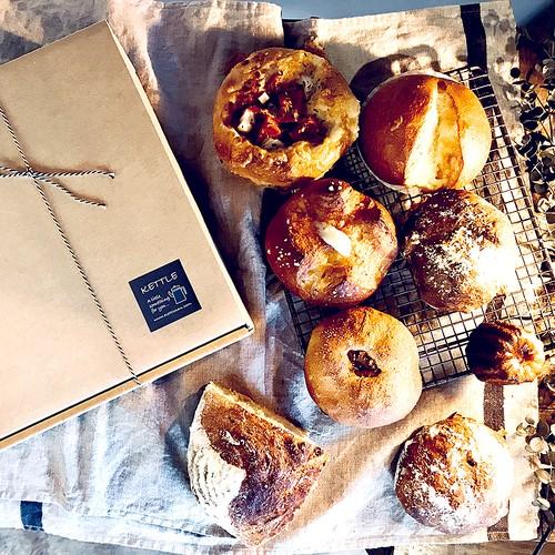 パンの贈り物 パンのギフトボックス