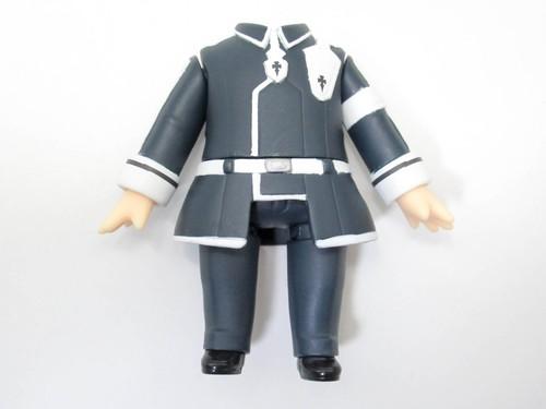 再入荷【1138】 キリト 上級修剣士Ver. 体パーツ 戦闘服 ねんどろいど