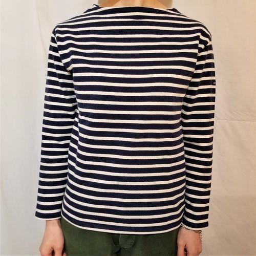 SAINT JAMES Basque shirt /Made In France [1256]