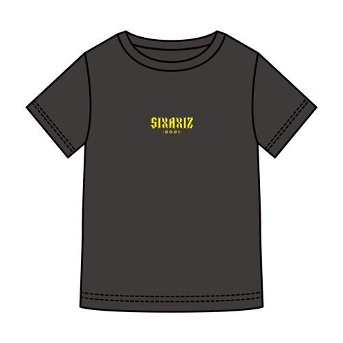 SIXAXIZ-2021- Tシャツ ブラック