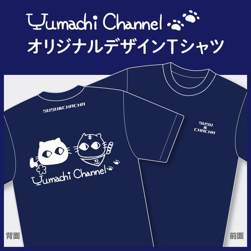 オリジナルデザインTシャツ(ネイビー)