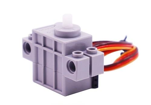 Geek servo LEGOブロックを取り付けられるサーボモーター