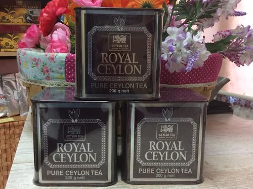 ROYAL CEYLON 200g X 3 ロイヤルセイロン 200g 3点お得セット スリランカ政府局ブランド紅茶