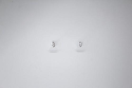 """泡のピアス02 (silver925)【2020""""SKIN FORM""""】"""