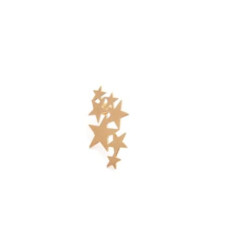 talkative/milky way SEVEN STAR Pierce(片耳)
