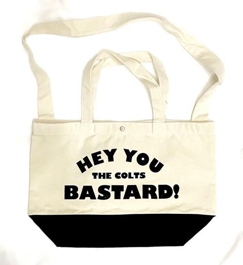 ★THE COLTS・オリジナル「HEY YOU BASTARD!」トートバッグ  RVCG-14