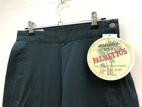 GREEN Chino-Pants (dead stock)