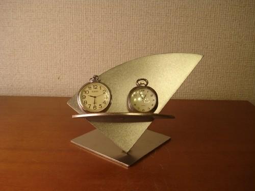 誕生日プレゼントに! デザイン懐中時計スタンド N81024