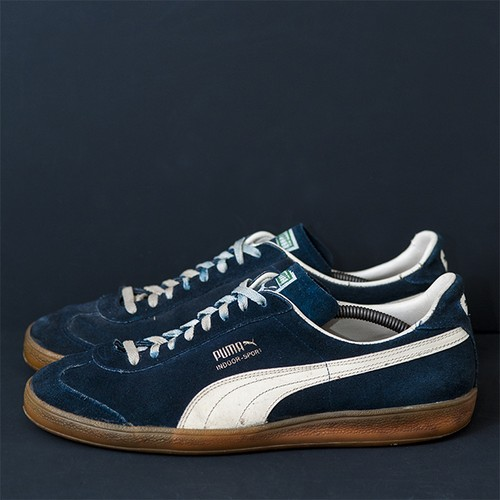 70s Puma INDOOR - SPORT made in West Germany