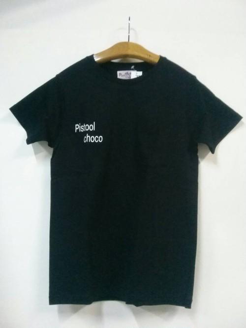 ポケットTシャツ ブラック