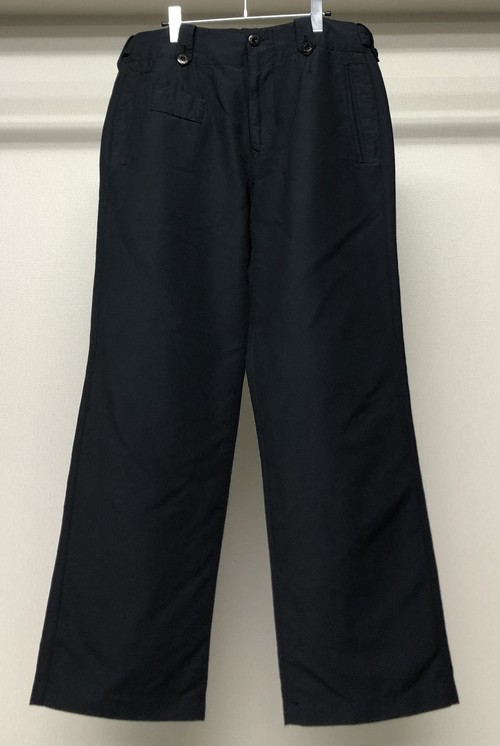 AW2001 STONE ISLAND WIDE LEG TROUSERS
