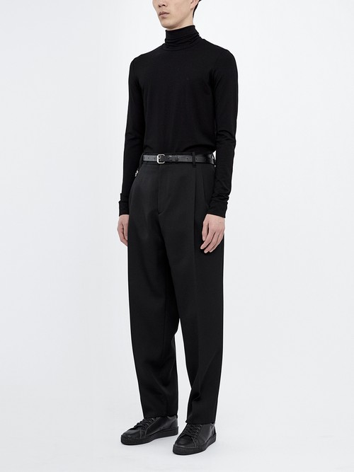 th MARC / Tuck Tapered Pants