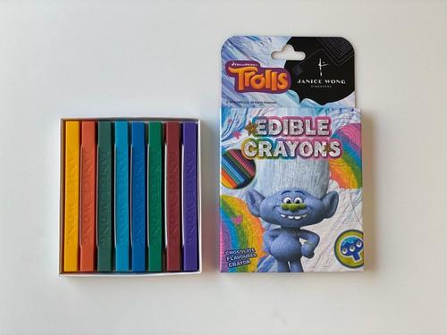 トロールズエディブルクレヨン:ガイダイヤモンド Trolls Edible Crayon: Guy Diamond
