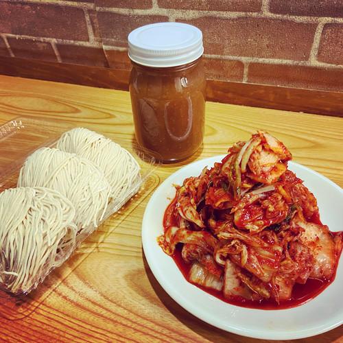 あしやの塩ダレ【大】+あしや伝説のキムチ600g+あしやの麺【3個】