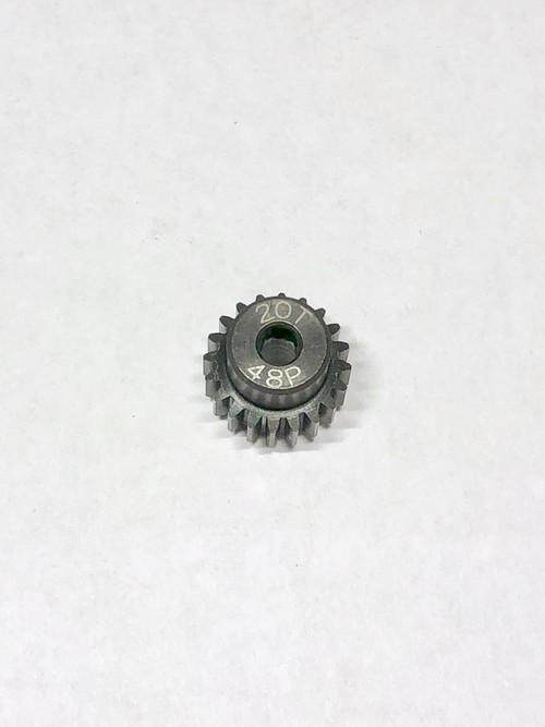 LAB-4820 ドリフトスチールピニオンギヤ 48P 20T