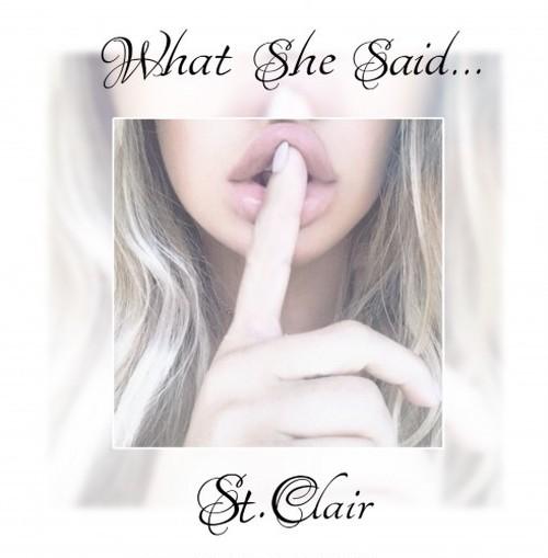 """What She Said...""(3rd Mini Album)"