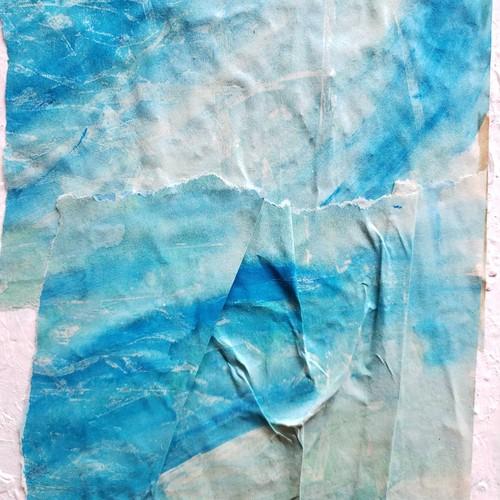 【最新作原画】blue landscape