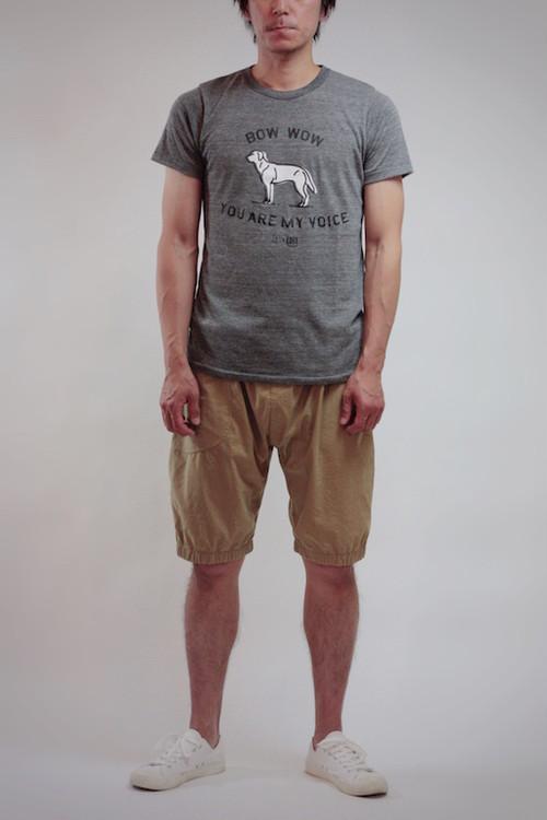 チャリティーシャツ BOW WOW‼︎