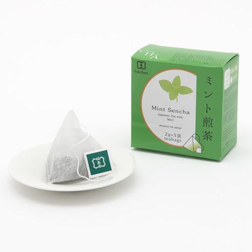 ミント煎茶