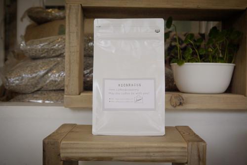 ニカラグア ペラルタエステート アナエロビックナチュラル コーヒー豆200g
