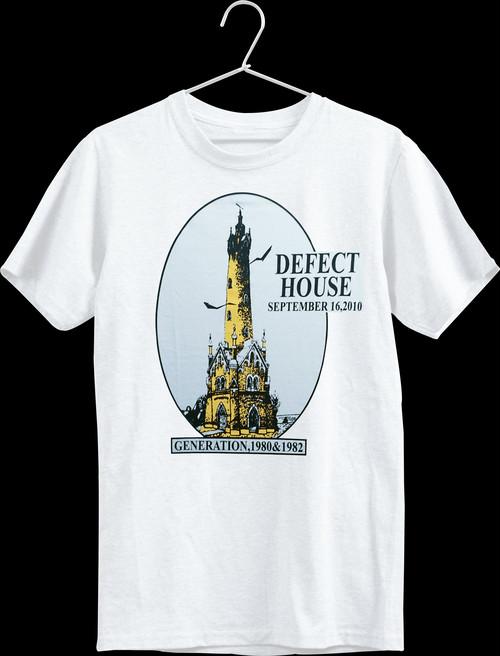 欠陥住宅/1st Tシャツ