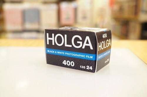 【モノクロネガフィルム 35mm】HOLGA 27枚撮り