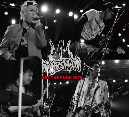 【WARSMAN】1st Maxi Single「GET THE PUNK OUT」