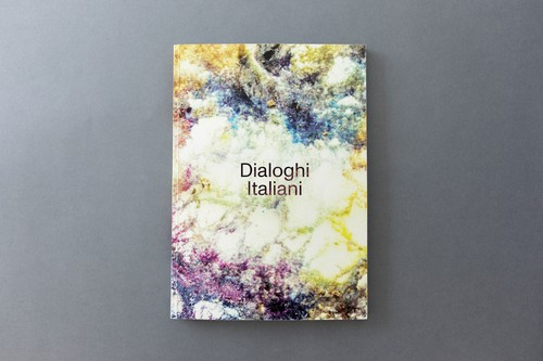 "Photo Book ""Dialoghi Italiani"" / Alessia Rollo"