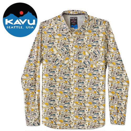 (カブー)KAVU Beckler