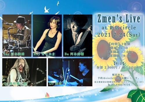 Zmen's Live