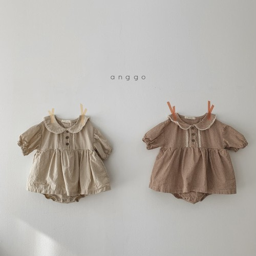 check body-suit【baby】
