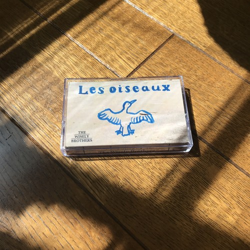 "cassette""Les oiseaux"" / The Wisely Brothers"