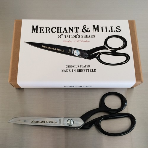 Merchant & Mills / tailor's shears 8