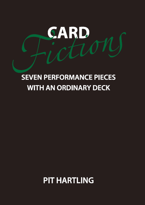 Pit Hartling『Card Fictions(新版)』