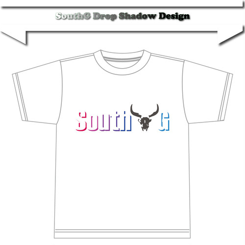 【SouthG Drop Shadow Design】