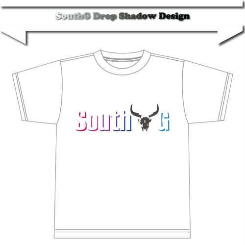 【SouthG Drop Shadow Design】