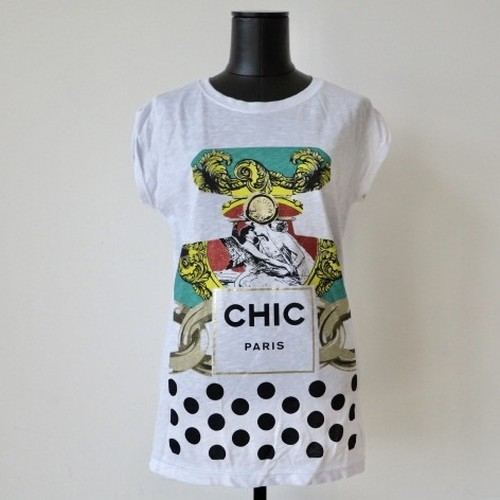 LONDON INK ボトルデザインTシャツ:INK-WA228  ¥9,500+tax