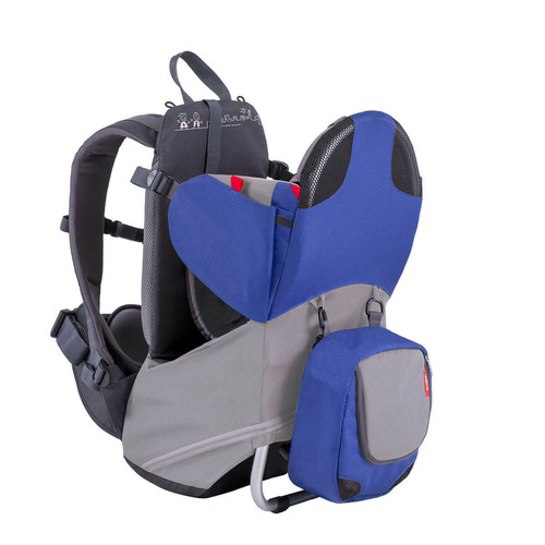 phil&teds parade baby carrier Blue パレード フィルアンドテッズ