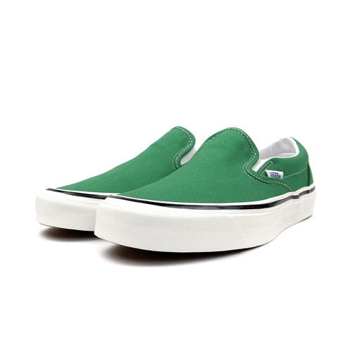 VANS CLASSIC SLIP-ON 98 DX / OG EMERALD